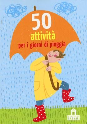 50 attività per i giorni di pioggia. Carte