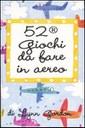 52 giochi da fare in aereo
