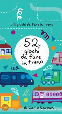 52 giochi da fare in treno