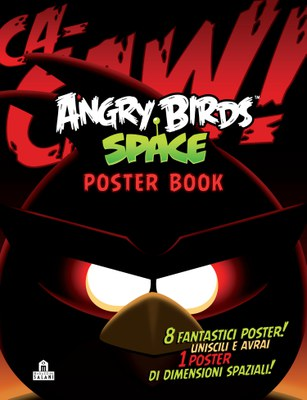Angry birds space. Poster book. Con poster. Ediz. illustrata