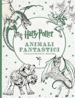 Animali fantastici. Colouring book. Ediz. a colori