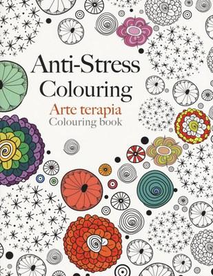 Arte terapia. Anti-stress colouring
