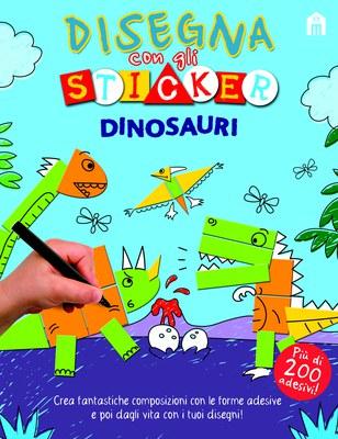 Disegna i tuoi dinosauri. Ediz. illustrata. Con gadget