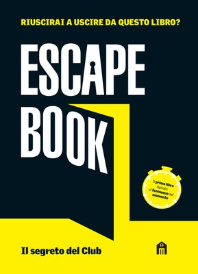 Escape Book - Il segreto del Club