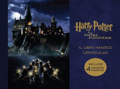 Harry Potter e la Pietra Filosofale. Il libro magico lenticular