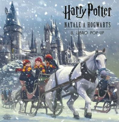 Harry Potter. Natale a Hogwarts - Il libro pop-up