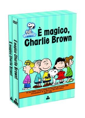 I Peanuts. È magico, Charlie Brown. Con DVD
