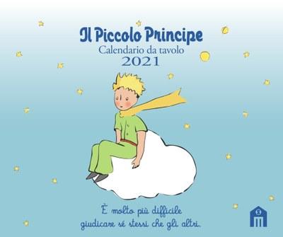Il Piccolo Principe. Calendario da tavolo 2021