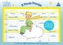 Il Piccolo Principe. Calendario della famiglia 2021