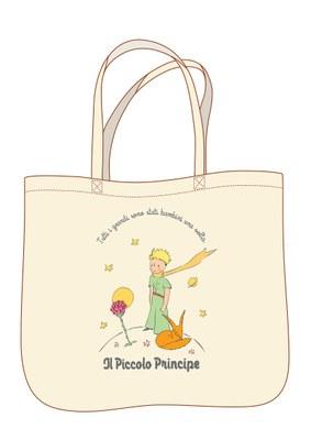 Il Piccolo Principe. Tutti i grandi sono stati bambini - Shopper classic