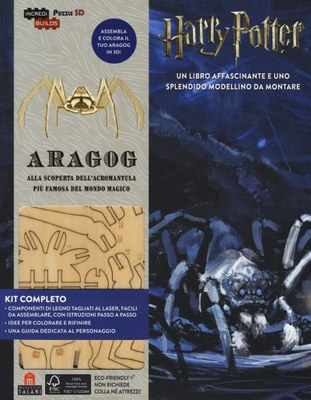 Incredibuilds Harry Potter - Aragog. Nuova edizione