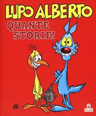 LUPO ALBERTO QUANTE STORIE!