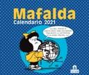 Mafalda. Calendario da tavolo 2021