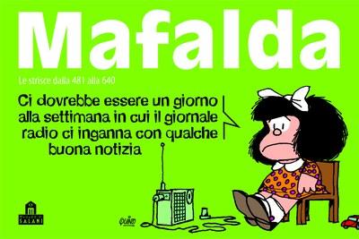 Mafalda. Le strisce dalla 481 alla 640. Vol. 4