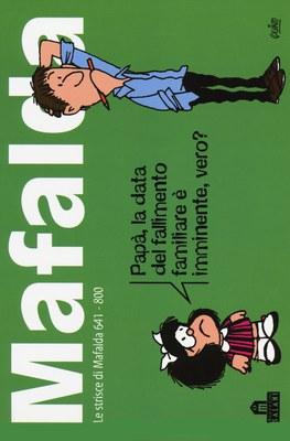 Mafalda. Le strisce dalla 641 alla 800. Vol. 5