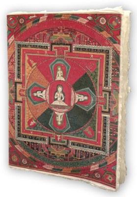Mandala notes. Buddha