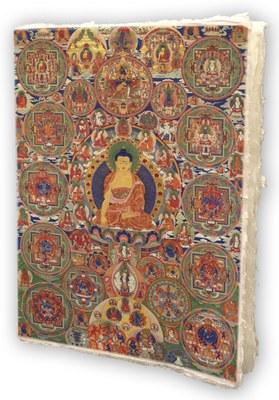 Mandala notes. Buthan