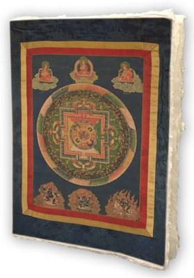 Mandala notes. Tibet