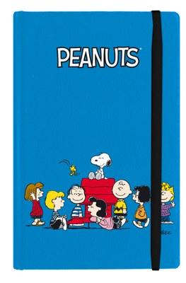 Peanuts - Taccuino - Family (azzurro)