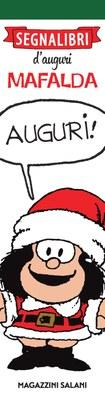 Segnalibri d'auguri - Mafalda