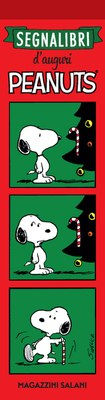 Segnalibri d'auguri - Peanuts