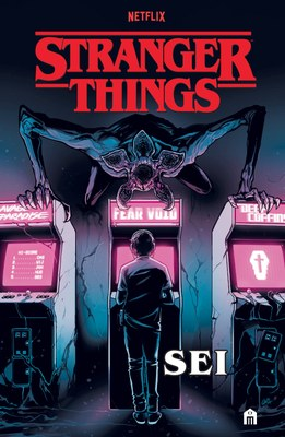 Stranger Things. Sei
